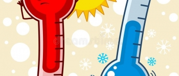 气温以及体感温度