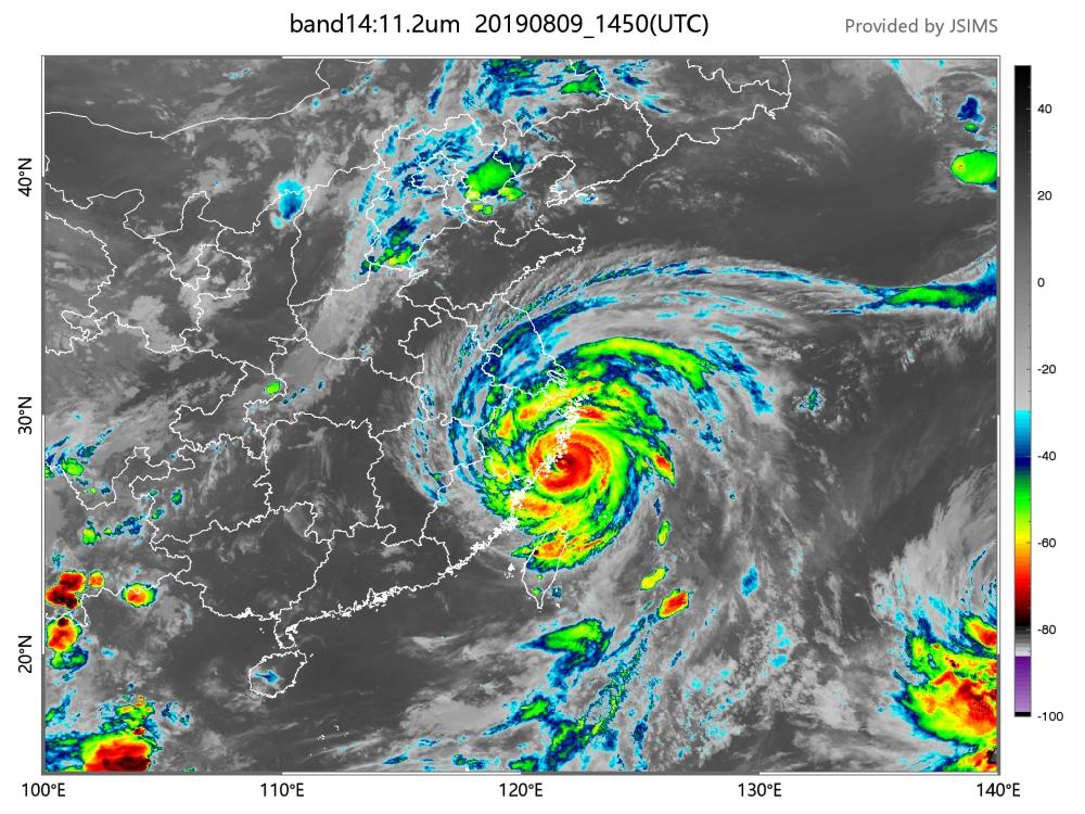 台风的部分基本知识