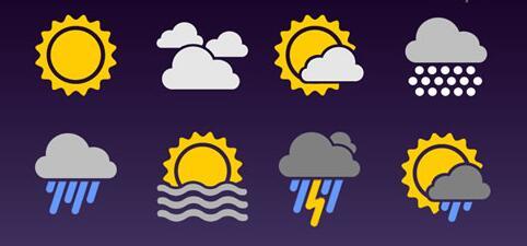 正确地获取气象信息