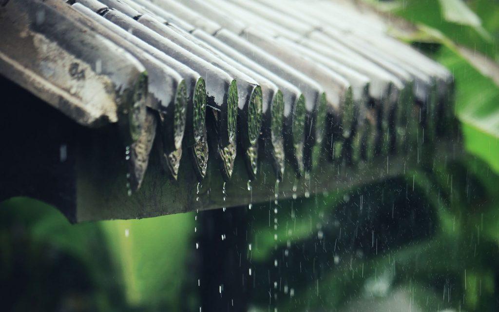 雨,有多种下法